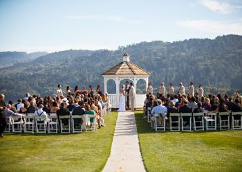 Ceremony Site With Wedding